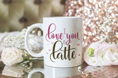 Coffee Love Bundle | 10 Coffee Sublimation or SVG Designs Product Image 2