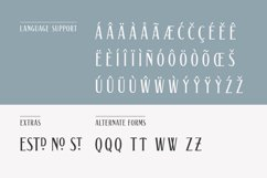 Gerhard - A Modern Classic Font Product Image 5