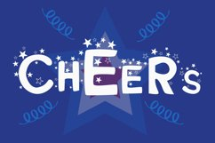 Stars and Types - 2 Fun Fonts Product Image 4