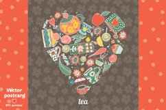 Winter tea time. Product Image 5