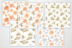 Set of watercolor patterns Product Image 3