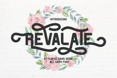 Revalate - Stylistic Sans Serif Product Image 1