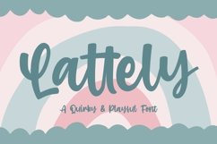 Lattely - a Quirky & Playfull Product Image 1