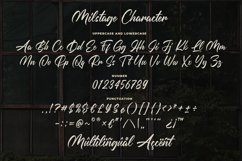 Milstage - Brush Calligraphy Script Product Image 4
