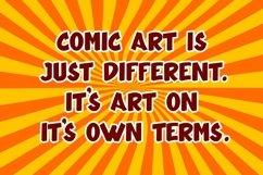 Web Font Reforge - Comic Style Font Product Image 4