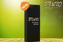 Binzo Font Product Image 4