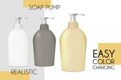 Vector realistic bottles set collection mockup pt.1 Product Image 4
