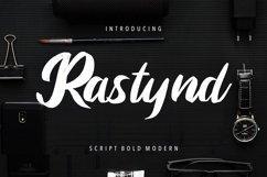 Rastynd Script Bold Modern Product Image 1