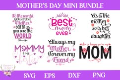 Mother's Day Bundle SVG Product Image 1