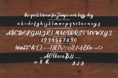 Adisone | Elegant Script Typeface Product Image 6