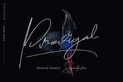 Prodigal Natural signature & Extra swash Product Image 1