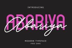 Abariya Font Duo Product Image 1