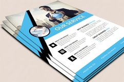 Our Service Flyer Product Image 3