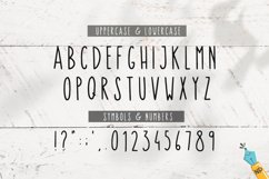 Farm To Table - A Farmhouse Skinny Sans & Doodle Font Product Image 2