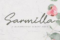 Sarmilla Font Product Image 1