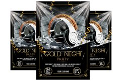 Gold Party Product Image 1
