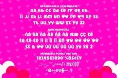 Web Font Dinta Font Product Image 3