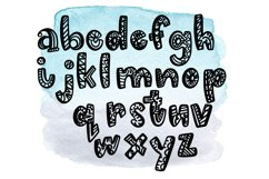 George Lincoln- A Silly Doodle Font Product Image 4