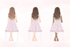 Shabby Chic Girl Room Clipart Product Image 5