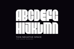 Space Font Product Image 2