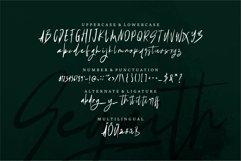 Web Font Segaith - Handwritten Font Product Image 6