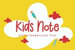 Kids Note Product Image 1