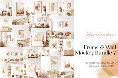 Frame & Wall Mockup Bundle - 7 Product Image 1