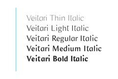 Veitari Typeface Product Image 5