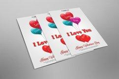 Valentine FlyerDesign Product Image 2