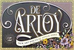 De Arloy Typeface Product Image 1