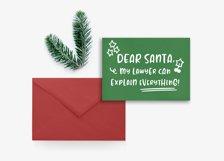 Jealous Kitty - Christmas Happy Font Product Image 2
