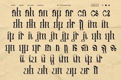 Strarat Elegante Font Product Image 8
