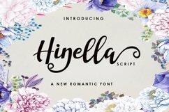 Hinella Script Product Image 1
