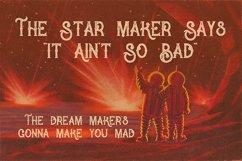 Rocket- Vintage Style Font Product Image 4