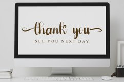 Sunflower - Modern Calligraphy Font Product Image 2