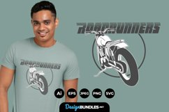 Roadrunners for T-Shirt Design Product Image 1