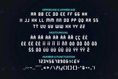 Web Font ESPORTNATION Font Product Image 5