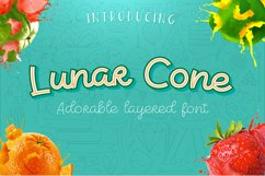 Lunar Cone Product Image 1