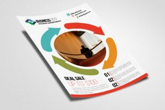 Roofing Contractor Flyer Templates Product Image 2