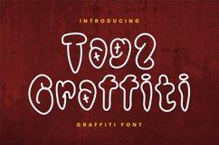 Tag2 Graffiti Font Product Image 1