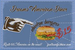 Dreams American Diner Product Image 1