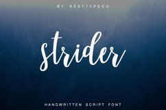 Strider Product Image 1