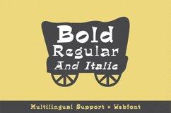 El Dorado - Mexican Typeface Product Image 4