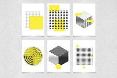 Neon geometric shape,poster,patten Product Image 13