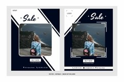 Social media post template Product Image 1