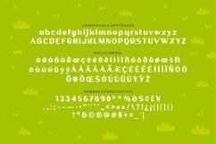 Baby Rhino - Playful Display Typeface Product Image 5