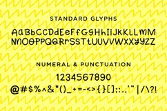 LOMPO Font Product Image 4