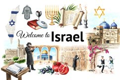 Welcome to Israel Product Image 1