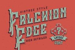 Falchion Edge font Product Image 1