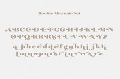 Rochie - Bold Retro Serif Font Product Image 3